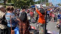 Budaya Indonesia Sukses Unjuk Gigi di Amerika Serikat