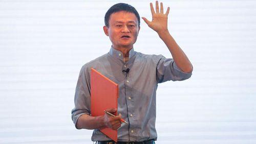 Jack Ma Resmi Pensiun