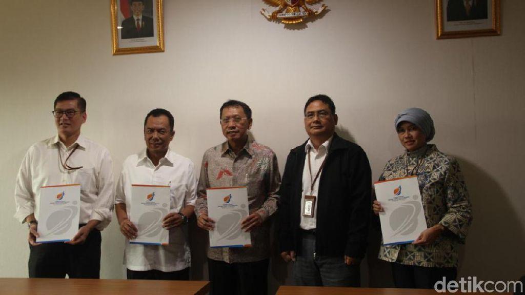Rini Tunjuk Plt Dirut dan Direktur Pemasaran PTPN III
