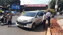 Polisi: Hari Kedua Ganjil Genap di Jl RS Fatmawati, Pelanggaran Turun