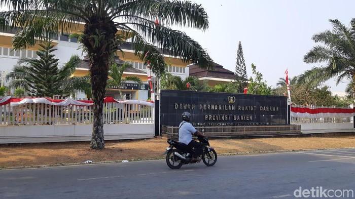 Gedung DPRD Banten (Bahtiar-detik)