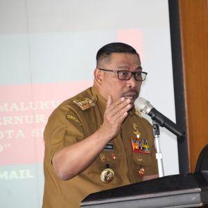 Teken SK Lokasi Blok Masela, Gubernur Maluku Sampai Pesan Ini