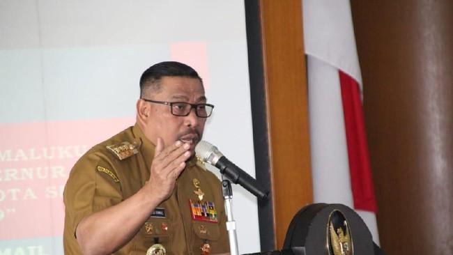 Gubernur Maluku Murad Ismail/Foto: Dok. Pemprov Maluku