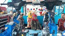 Buka Career Expo, Gubernur Khofifah Kenalkan Mobile Training Unit