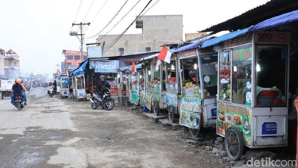 Foto: Simpang Jodoh di Deli Serdang