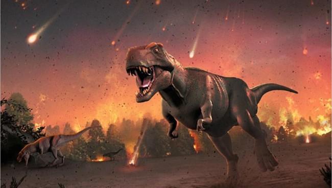 Ilmuwan Temukan Bukti Teori Mengerikan Punahnya Dinosaurus