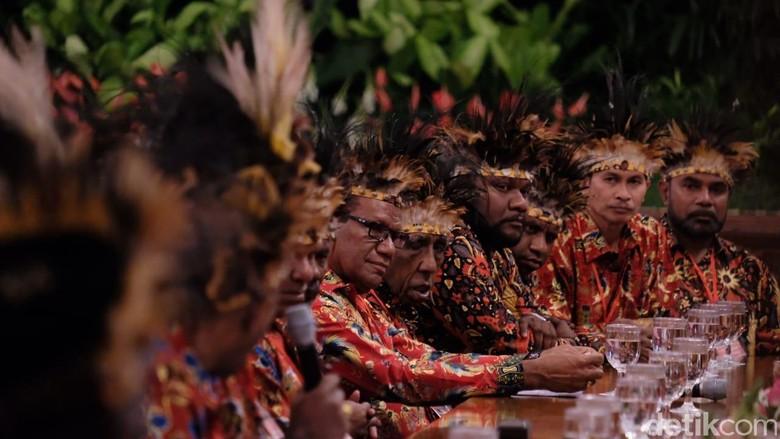 Tokoh Papua Minta Jokowi Bangun Istana Presiden di Papua