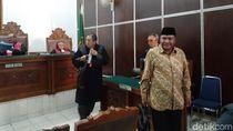 Divonis 1,5 Tahun Bui, Nasib Abdullah Puteh Jadi DPD Tunggu Putusan Inkrah