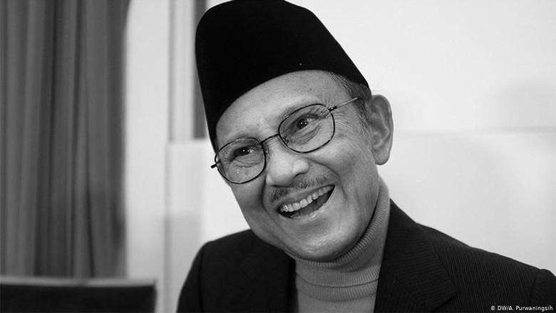Cerita Persahabatan BJ Habibie dengan Tokoh Besar Jerman