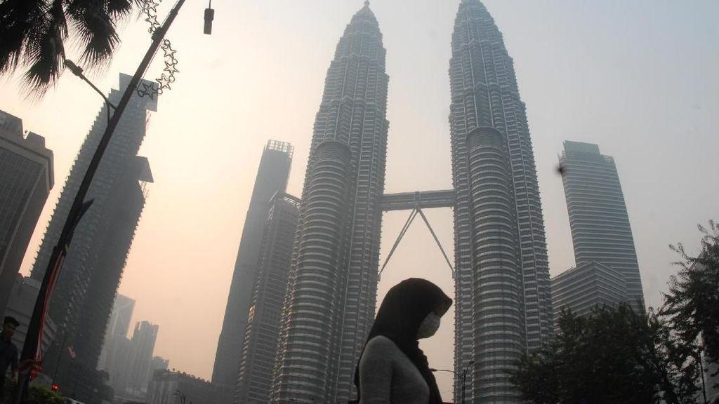 Perusahaan dari Negaranya Disebut Penyebab Karhutla, Ini Tanggapan Malaysia