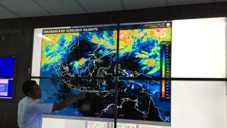 Musim Hujan di Bali Diprediksi Turun Awal November