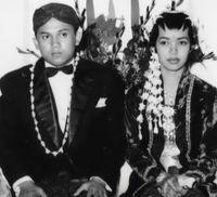 Pernikahan Habibie dan Ainun