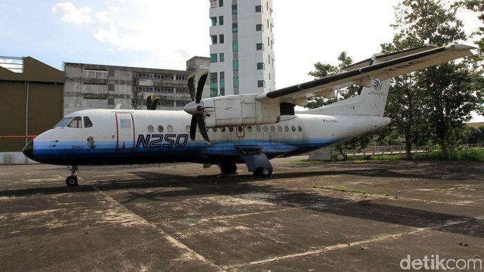 Pesawat N250Foto: Wisma Putra