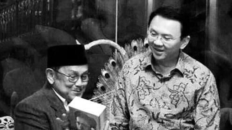 Habibie Meninggal, Ahok: Indonesia Kehilangan Salah Satu Putra Terbaik