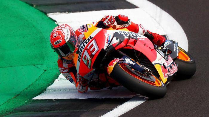 Akankah Marc Marquez finis dua besar lagi di MotoGP San Marino? Foto: Dan Istitene / Getty Images