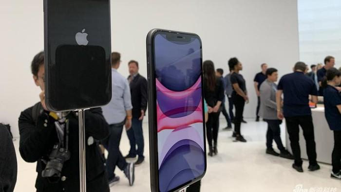 iPhone 11. Foto: Sina Mobile