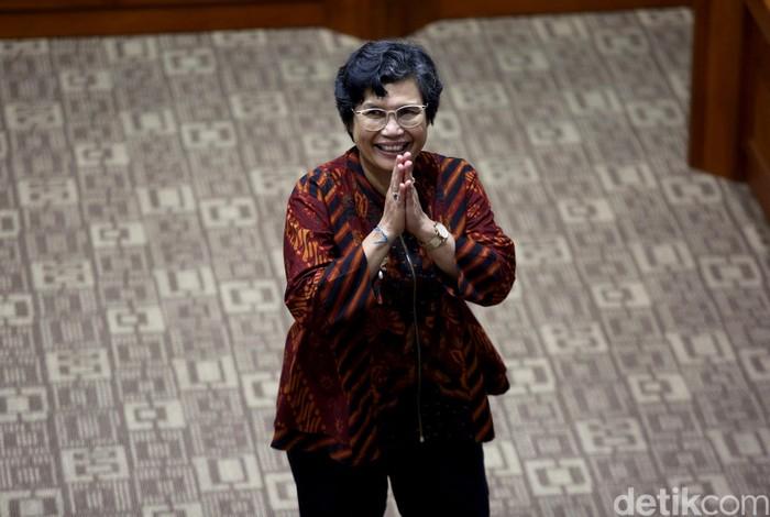 Lili Pintauli Siregar (Foto: Agung Pambudhy-detikcom)