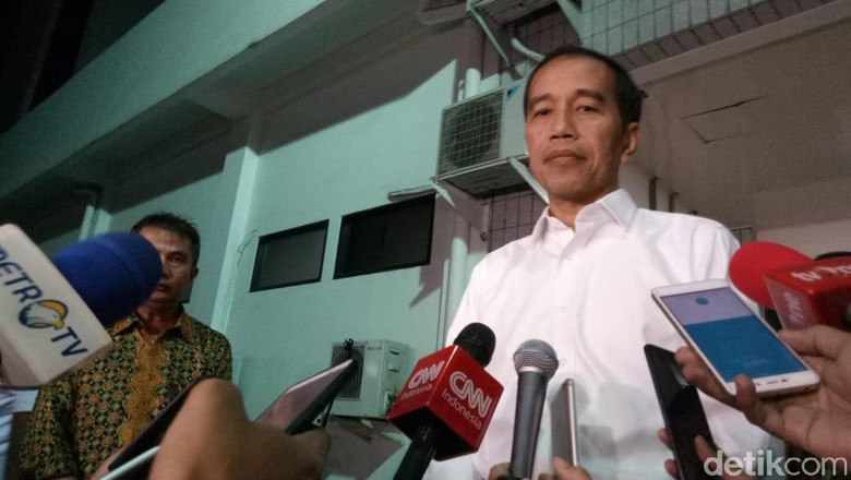 Jokowi: BJ Habibie Selalu Berikan Solusi Setiap Persoalan Bangsa