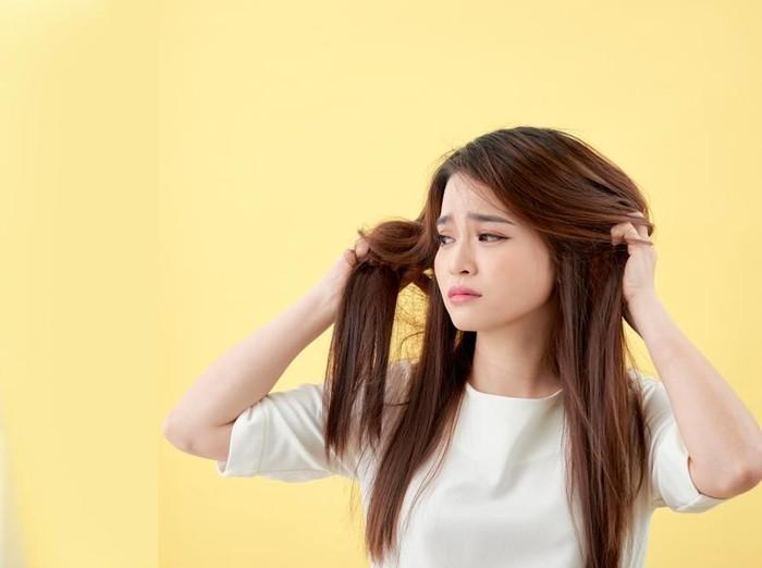 Ilustrasi masalah rambut