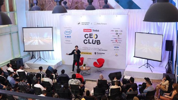 Lenovo CEO Club