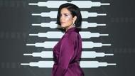 Halsey Tampil dengan Piyama Seksi di New York Fashion Week