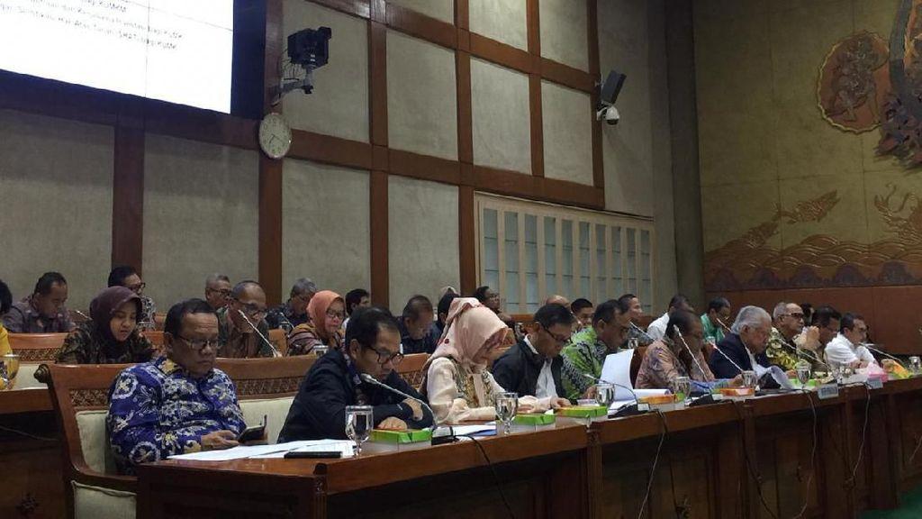 Tok! DPR Setuju Anggaran Kemendag Rp 3,5 T Tahun Depan