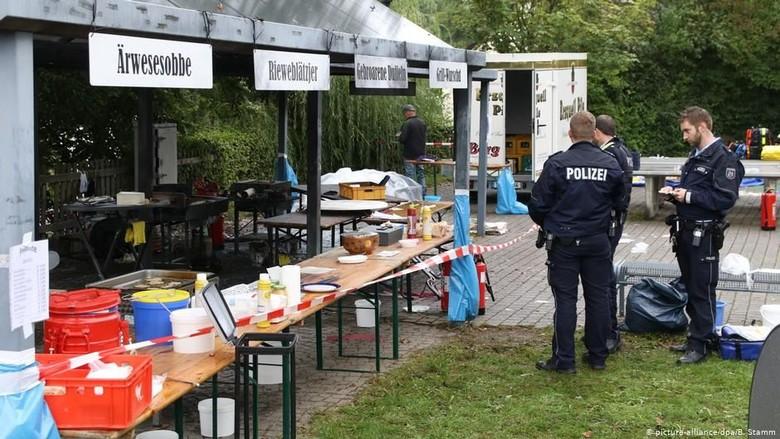 Image result for Panci Goreng Meledak di Jerman