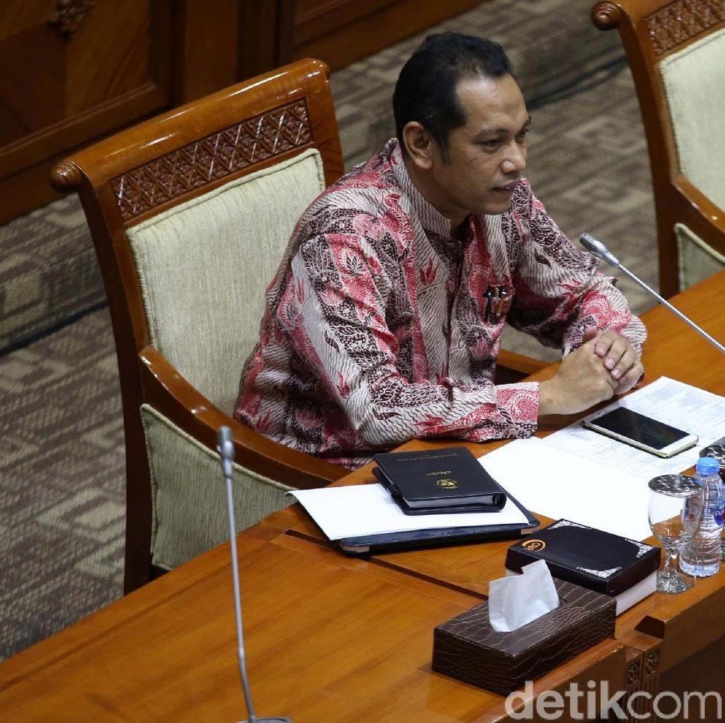 Terancam Batal Jadi Pimpinan KPK Gegara UU KPK Baru, Ghufron Pasrah