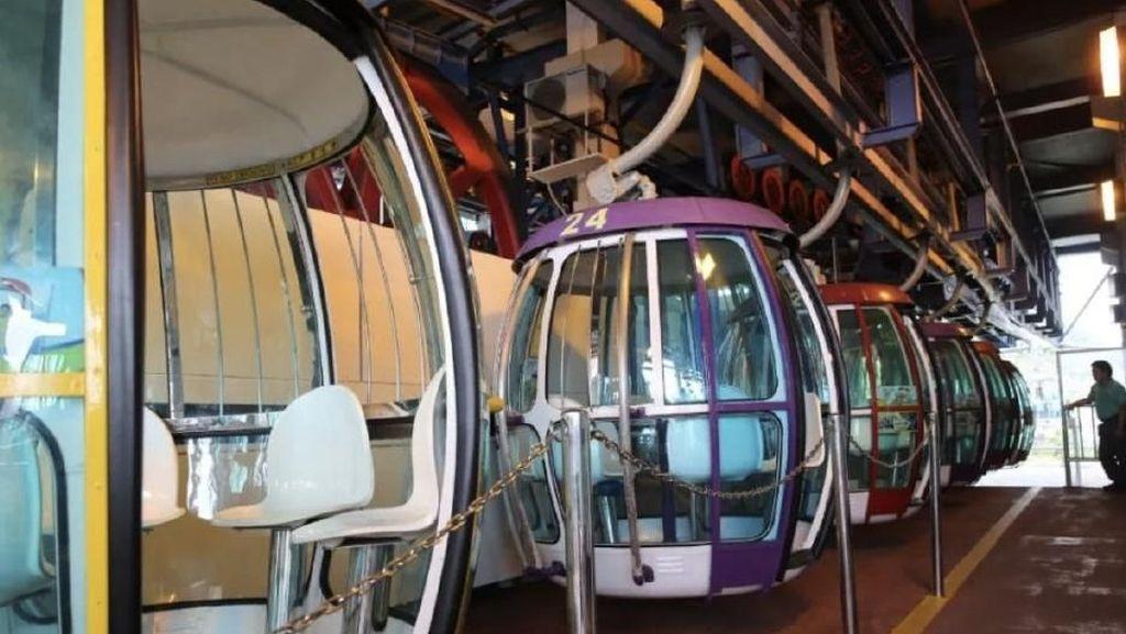 Imbas Demo, Disneyland Hong Kong Berubah Jadi Rumah Hantu