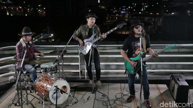 Gugun Blues Shelter Punya Lagu Beragam di GBS Fest, Ini Andalannya