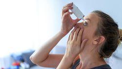 Mata Kering Harus Pakai Obat Tetes? Begini Penjelasan Dokter!