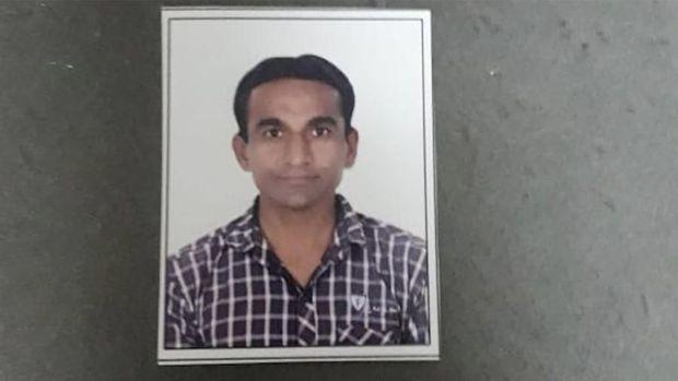 Wajah asli Jayesh Patel