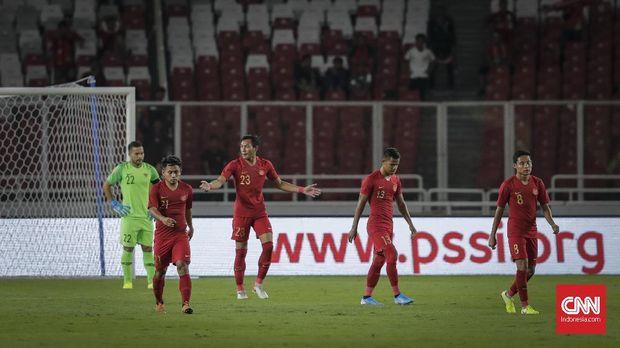 Timnas Indonesia Dilarang Kebobolan Lawan Tim U-21