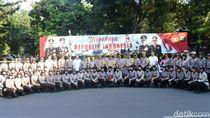 8 Polisi Peraih Medali di Kejurnas Atletik Master Indonesia Diberi Award