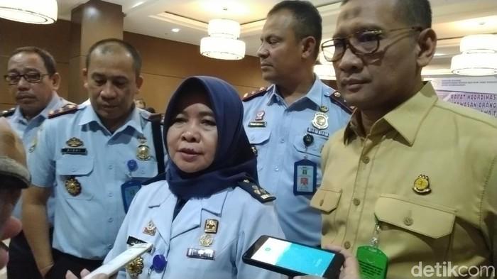 Kepala Divisi Keimigrasian Jawa Tengah, Esti Winahyu Nurhandayani. Foto: Angling Adhitya Purbaya/detikcom