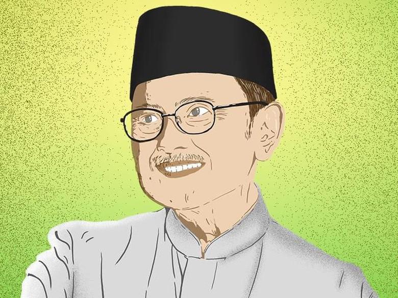 Ketua DPRD Surabaya Ceritakan Jejak BJ Habibie di Kota Pahlawan