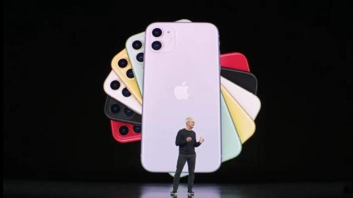Apple Umumkan Iphone 11 Ini Spesifikasi Dan Harganya