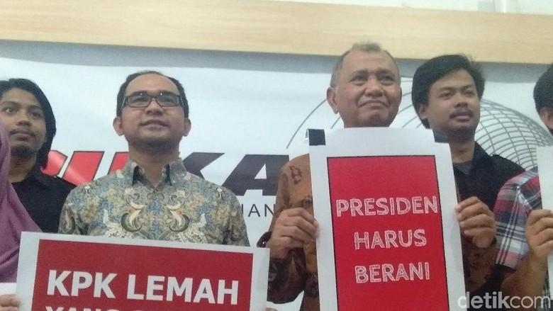 Ketua KPK: Semoga Jokowi Digerakkan Hatinya oleh Allah Tolak RUU KPK