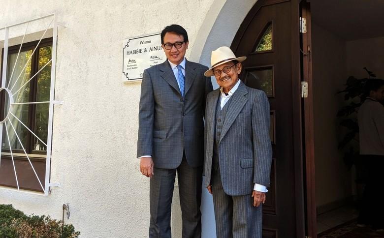 Dubes Oegroseno Cerita Eratnya Hubungan BJ Habibie dengan Jerman