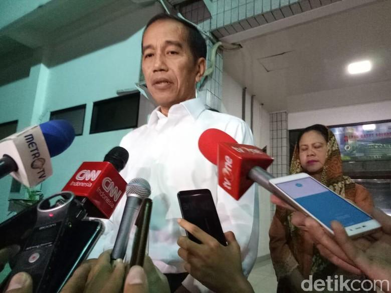 BJ Habibie di Mata Jokowi: Ilmuwan Kelas Dunia-Bapak Teknologi Indonesia