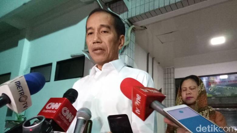 Pernyataan Lengkap Dukacita Jokowi atas Meninggalnya BJ Habibie