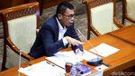 Nawawi Pomolango Capim KPK Pertama yang Diuji DPR