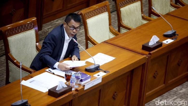 Capim KPK Nawawi Setuju Revisi UU KPK soal SP3