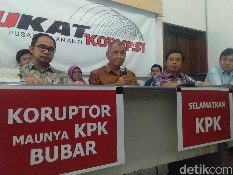 Canda Agus: Jika RUU Lolos, KPK Jadi Komisi Pencegahan Korupsi