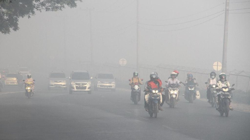 Ada Kabut Asap, Listrik di Riau dan Sekitarnya Aman