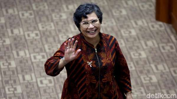 Lili Pintauli Siregar Penerus Pimpinan Wanita di KPK