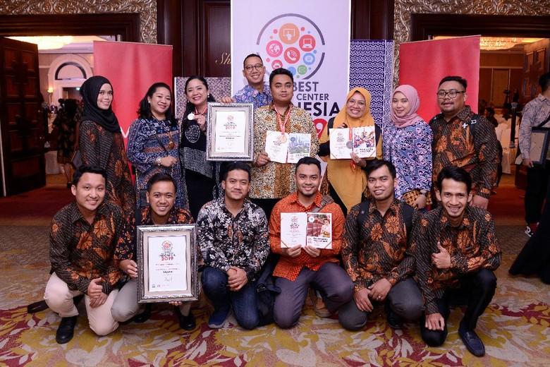 PGN Sabet Penghargaan Contact Center 2019