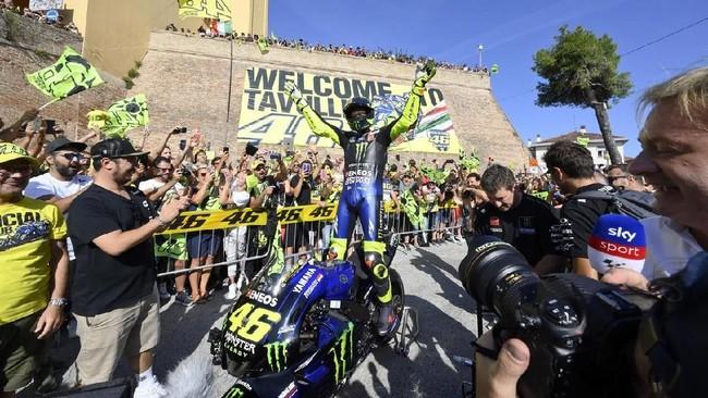 Foto: Dok. Yamaha Motor Racing