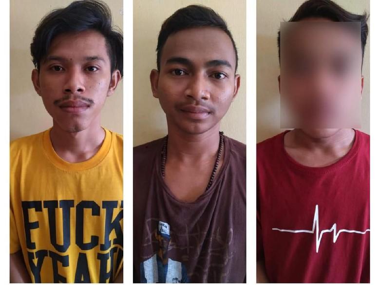 Terlalu, Tiga Pemuda Ini Nyabu di Masjid
