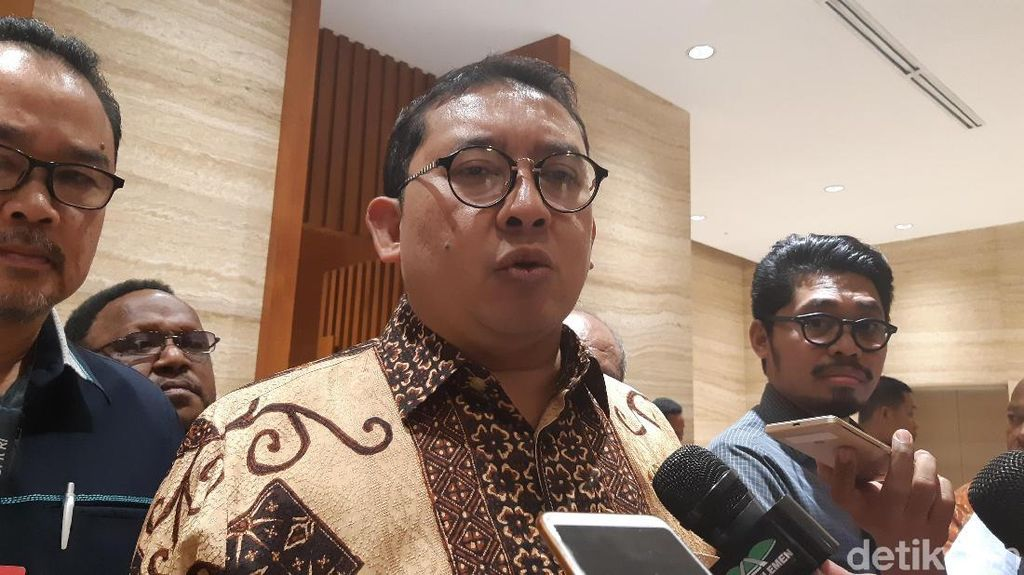 Kritik BPJS Kesehatan, Fadli Zon Bawa-bawa Unicorn hingga Tol Langit